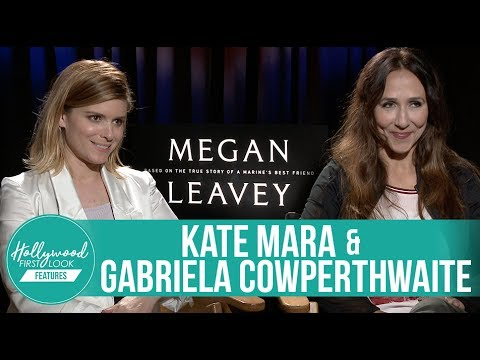 Kate Mara & director Gabriela Cowperthwaite for MEGAN LEAVEY (2017) Mp3