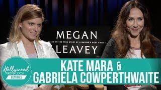 Kate Mara & Director Gabriela Cowperthwaite For MEGAN LEAVEY (2017)