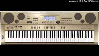 Oriental Keyboard Improvisation (Saidi) - Nay Ussak / Kurdi Taksim - BestService (Desert Winds)