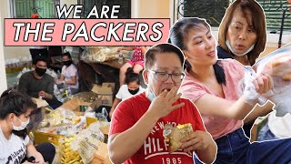 The Packing Family by Alex Gonzaga
