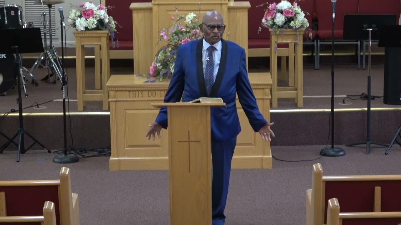 GCC Morning Worship - April 18, 2021