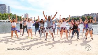 Cris Cab ft. Tefa & Moox - Englishman In New-York / Zumba® choreo by Audrey Mendes