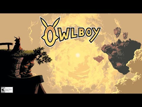 Owlboy Youtube Video