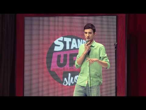 Диер Нишанов. Stand Up Show. О себе