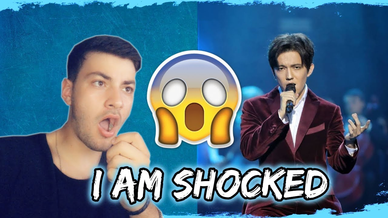FIRST TIME REACTION TO: Dimash Kudaibergen - Love is Like a Dream