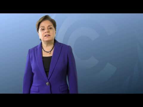 Video Message of Patricia Espinosa UNFCCC Executive Secretary (Bonn, Germany, 7 November 2016)