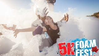 Join us at 5K Foam Fest in 2016