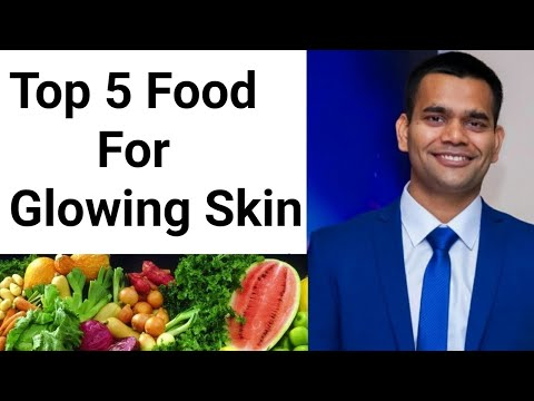 Top 5 Food For Glowing And Wrinkle Free Skin | Dr. Vivek Joshi
