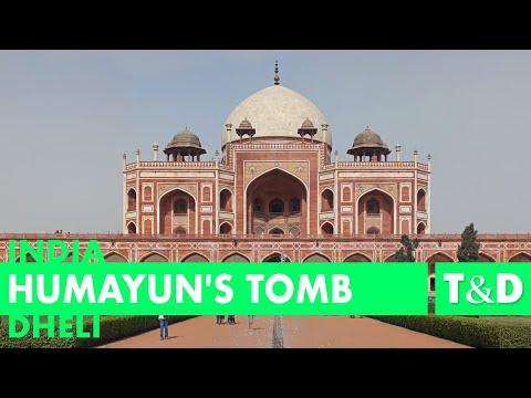 Humayun's Tomb, Delhi - India