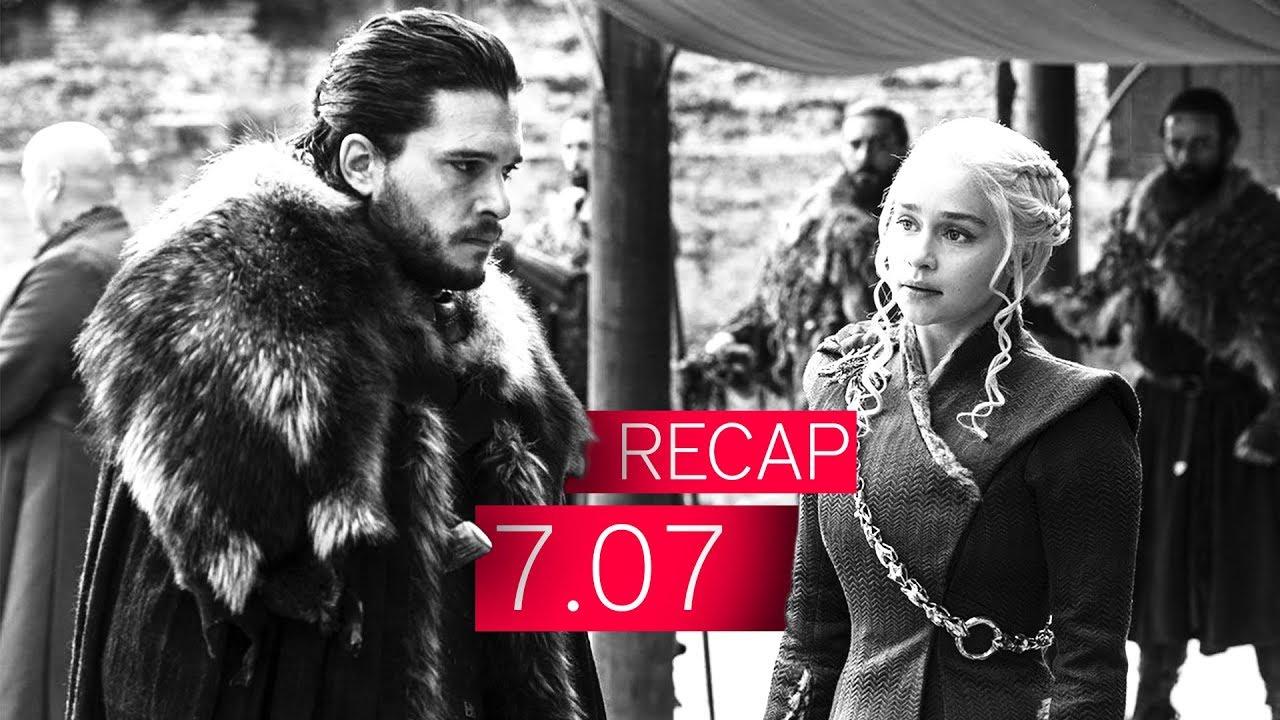 Game Of Thrones Staffelfinale 7