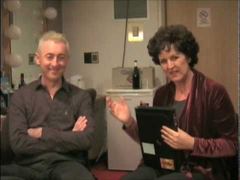 "Jan van de Stool Interviews Alan Cumming - Final Episode of ""Uncovering the Cover of Celebritites"""