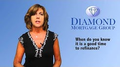 Best Time To Refinance Connecticut | Diamond Mortgage Group