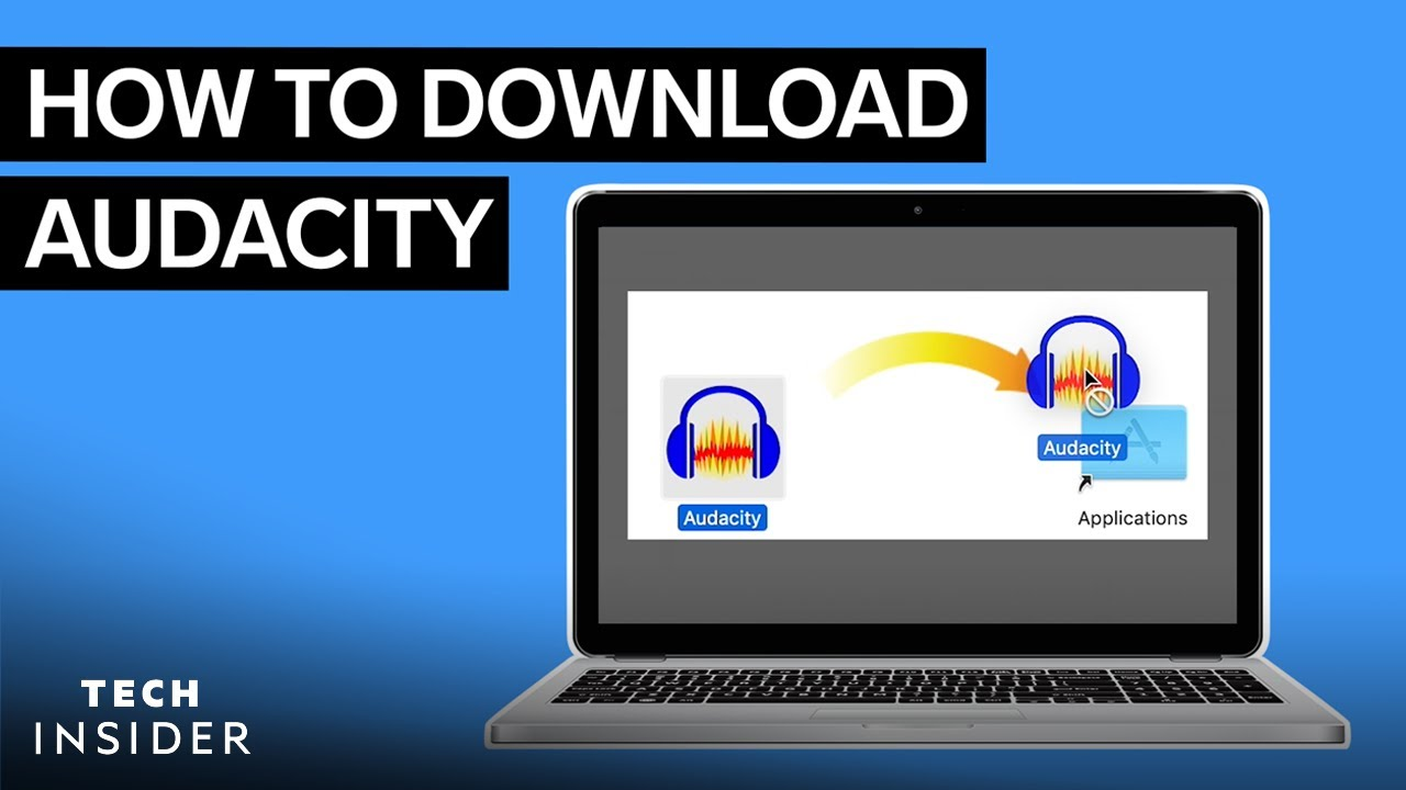 How To Download Audacity