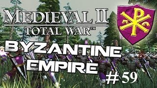 TotalWar Byzantine Empire on StainlessSteel 6.4 ep 59 Divide And Conquer