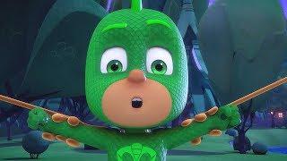 PJ Masks en Español - Episodio 6 - El supersentido de Gekko - Dibujos Animados