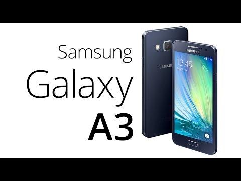 Samsung Galaxy A3 (recenze)