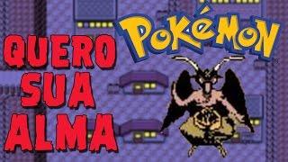 Passagem secreta em Lavender Town? (Pokémon Fire Red)