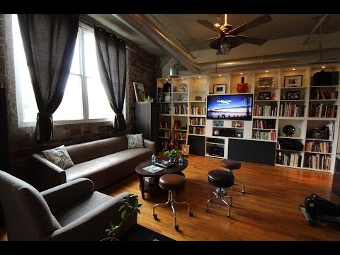 Loft for rent in downtown Atlanta 2BR, 1BA