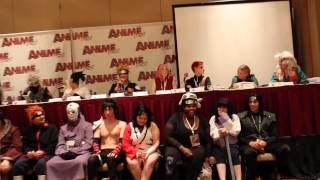 Naruto Panel Afest 2014 part 3/4
