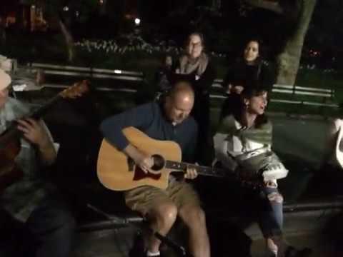 Washington Square Park Musicians