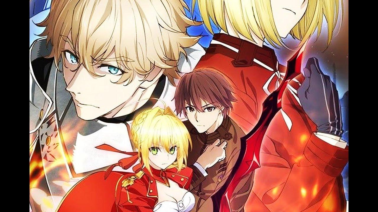 Fate/Extra Last Encore - Excalibur Galatine [Fandoblaje Español]