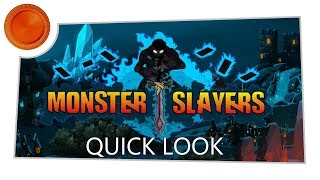 Video Quick Look - Monster Slayers - Xbox One download MP3, 3GP, MP4, WEBM, AVI, FLV Mei 2018