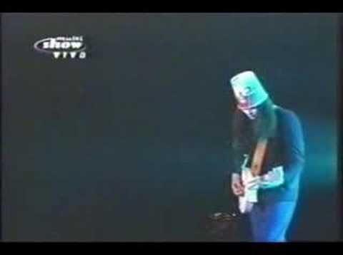Buckethead live at Rock in Rio