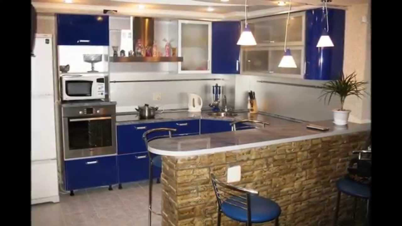 Cocinas azules Ideas de Diseño - YouTube