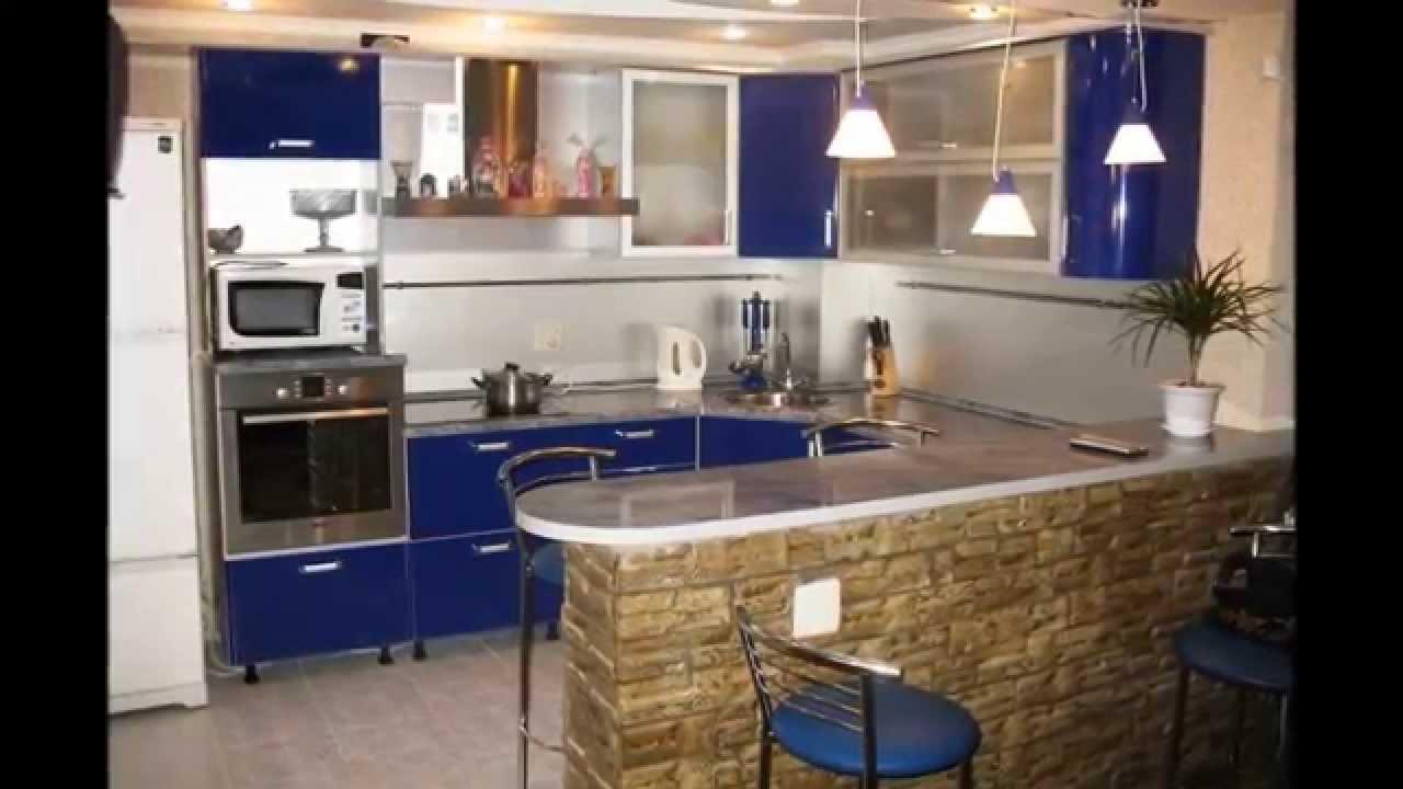 Cocinas azules Ideas de Diseo  YouTube