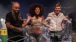 Janysett McPherson & Mino Cinelu - Jazz Festival Grenoble Alpes Métropole (France)