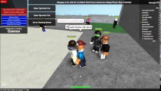MJ102! play roblox hg part 2