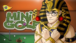 PHARAOH'S NIGHTMARE!! - Golf With Friends