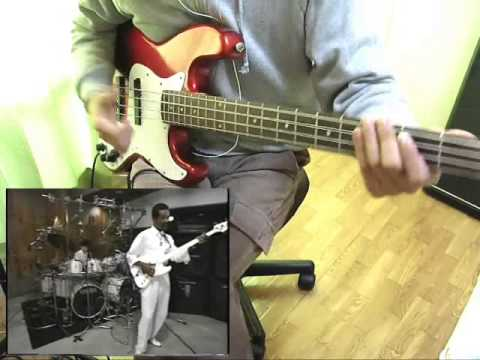 """Graham Central Station """"It Ain't No Fun To Me"""" Bass Played With Larry"""