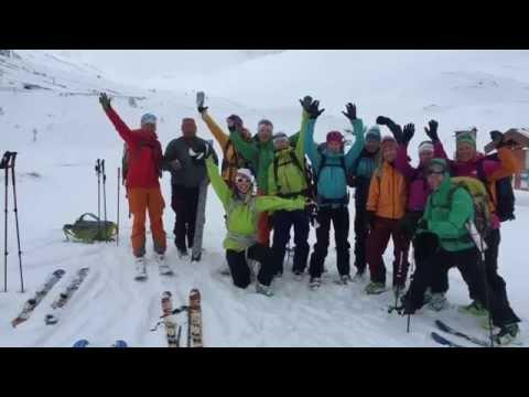 Jenter til topps Turtagrø 2015