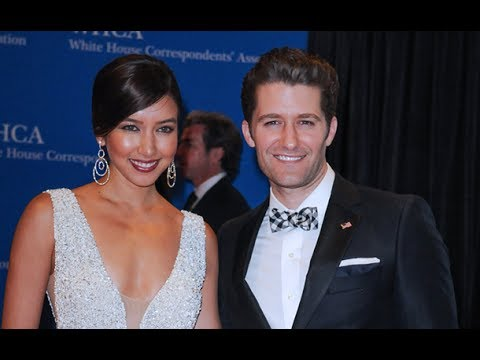 Glee Star Matthew Morrison and Wife Renee Puente Have a Baby on the Way!