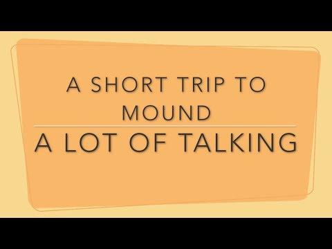 A Lot of Talking