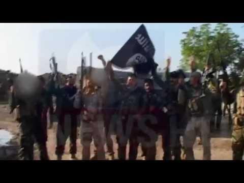 Kurdish Peshmerga forces captured an ISIS position