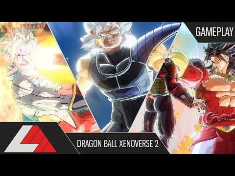 (1440p 60fps) Endless Random MODDED Battles! Dragon Ball Xenoverse 2 (Gameplay)