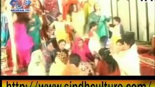 SAMINA KANWAL — GHOT RANO AA MOTI DANO AA -sindhi-wedding-songs-sindhculture songs
