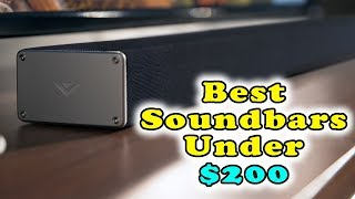 Best Soundbars Under $200 in 2018 | Top 5