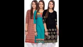 Buy Online Kurtis | Kurtis Shopping at Best Price From Flipkart