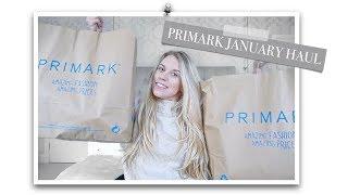 PRIMARK HAUL JANUARY 2018   Freya Farrington
