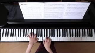 2015年12月30日 録画、使用楽譜;YAMAHA・ぷりんと楽譜・上級.