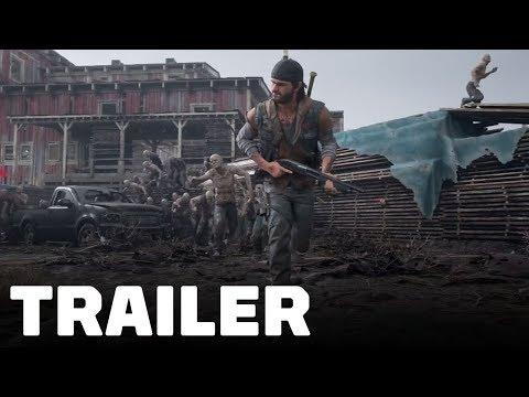 Days Gone - Open World Trailer