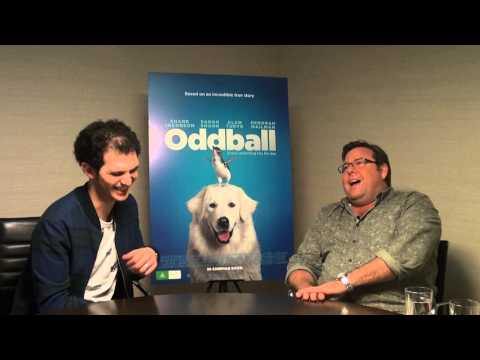 Interview: Shane Jacobson from Oddball and Kenny