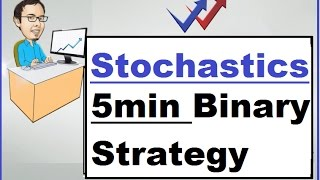 Stochastics 5min POWERFUL STRATEGY for Binary Options