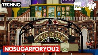 NOSUGARFORYOU2 (DJ Set) | Roblox FM live from Tomorrowland 2019