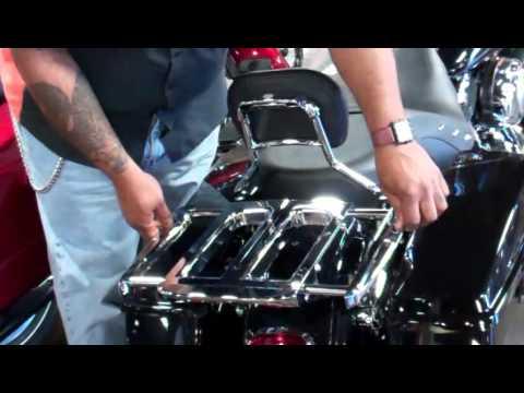 Parts Dept Adjustable Luggage Rack Youtube