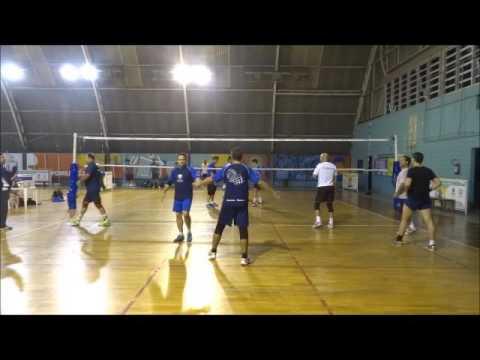 Amistoso Cia Voleibol Master x Nikkei