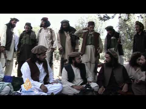 Pakistan Taliban chief killed in drone strike